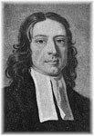 Portrait de John Wesley